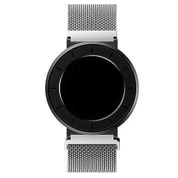 Reloj banda correa, happytop 18 mm acero inoxidable pulsera muñeca bandas para Huawei Honor S1
