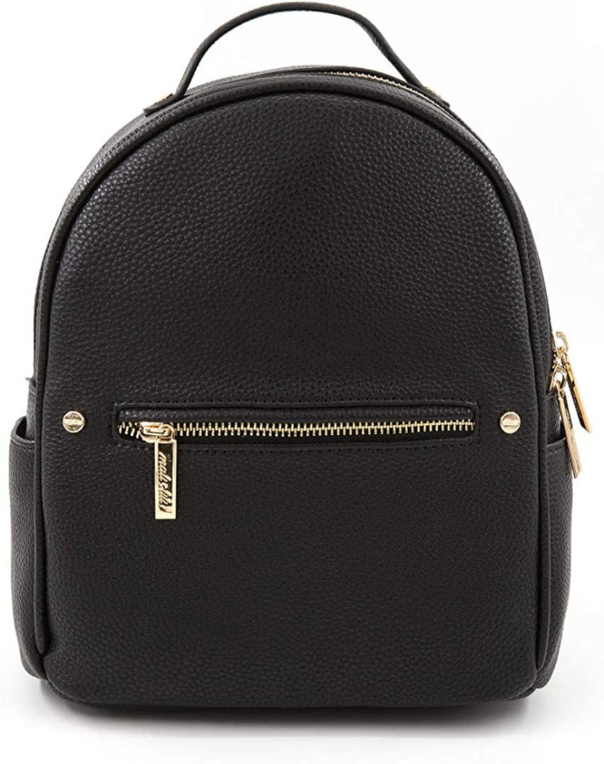 EMPERIA Karis Vegan Leather Small Fashion Backpack