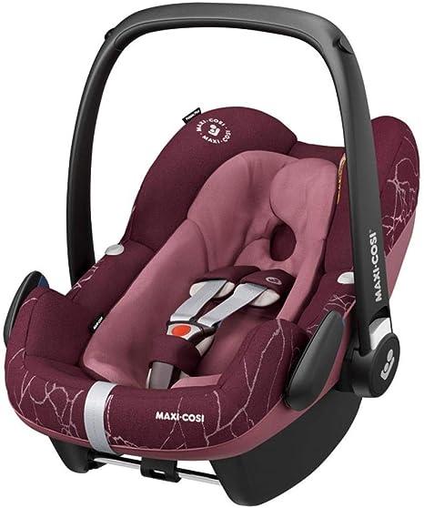 Maxi-Cosi Pebble Plus - Asiento de coche para bebé, color morado ...