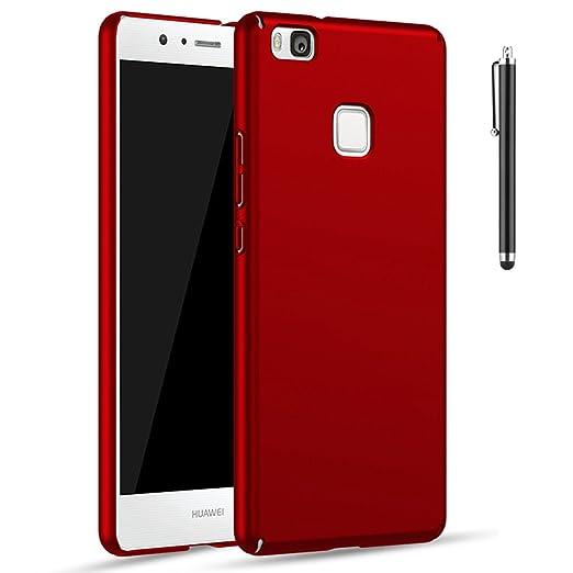 5 opinioni per Cover Huawei P9 Lite, Moonmini [Ultra Slim][Alta Qualità][Protezione completa]