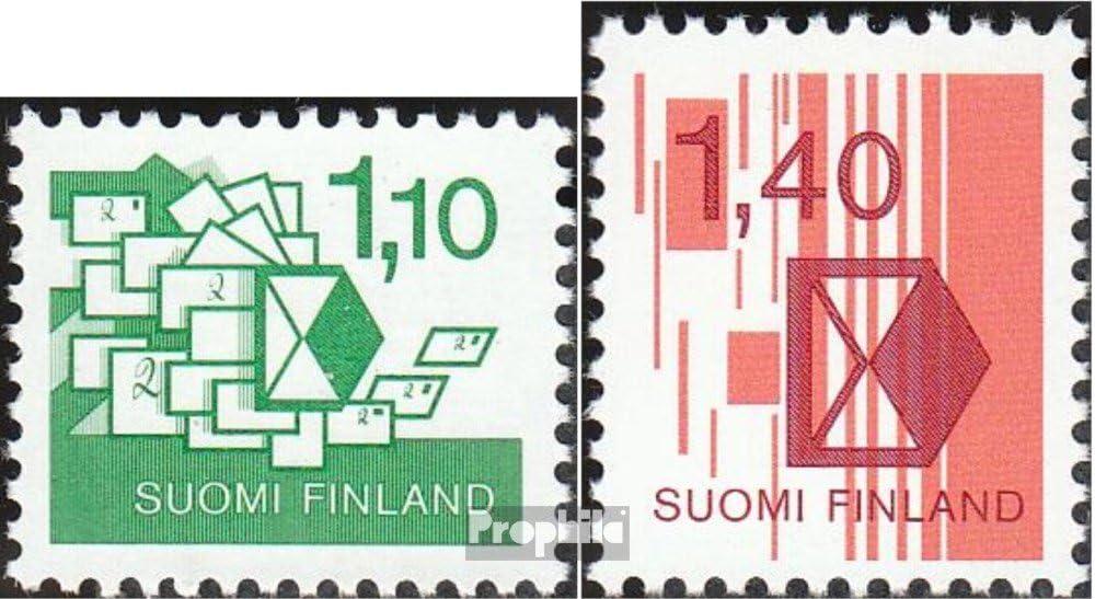 Prophila Collection Finlandia Michel.-No..: 940-941 (Completa.edición.) 1984 Correos (Sellos para los coleccionistas): Amazon.es: Juguetes y juegos