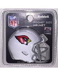 Arizona Cardinals Riddell Speed Pocket Pro Football Helmet - New in package