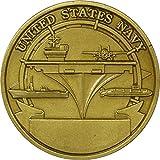 US Navy Aviation Support Equipment Technician Challenge Coin