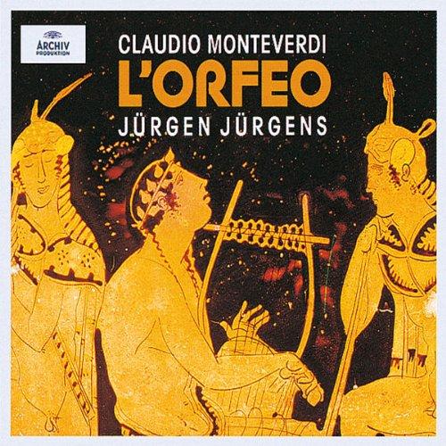 Monteverdi;L'orfeo                                                                                                                                                                                                                                                    <span class=
