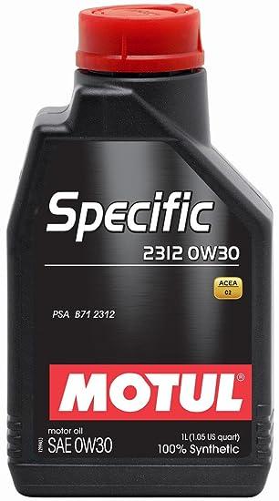 Motul - Specific 2312 0w30 de 1 litro