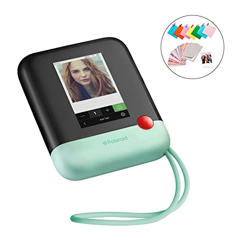 Polaroid Pop 2.0 Cámara digital de impresión instantánea (Verde) 20 Mp, Pantalla Táctil