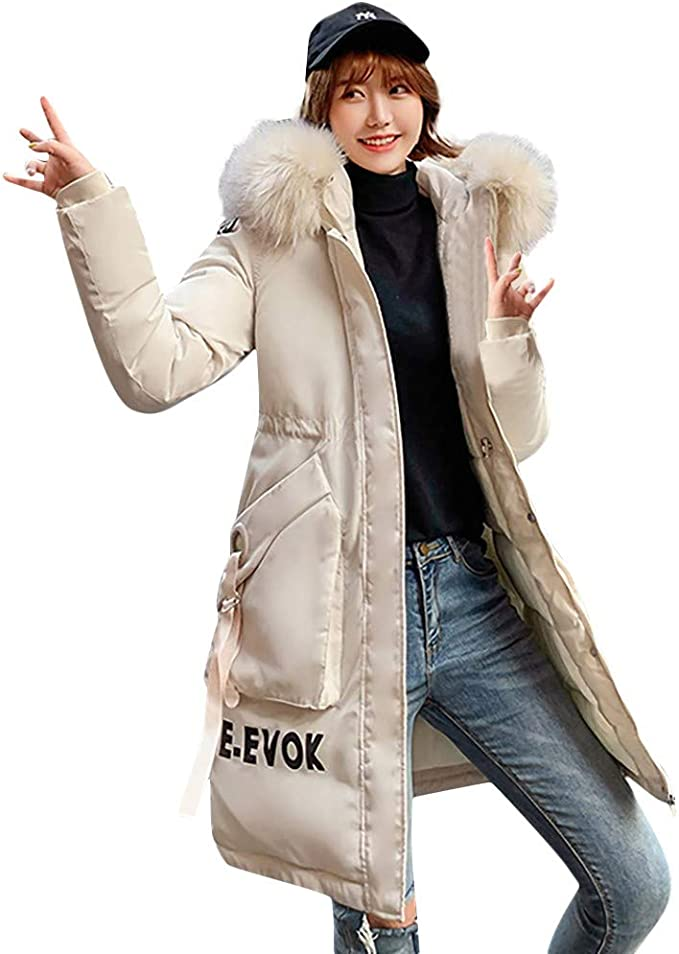 solid dry damen winter jacke