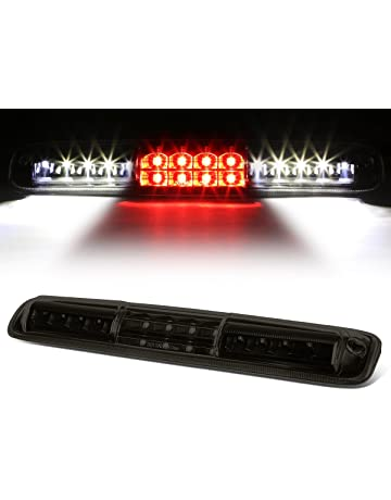 For Silverado/Sierra GMT800 High Mount Dual Row LED 3rd Brake/Cargo Light (