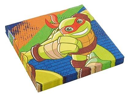 Servilleta de las Tortugas Ninja Amscan International ...