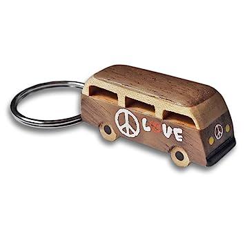 OOTB Llavero de Madera - Autobús Miniatura - Se Vende ...