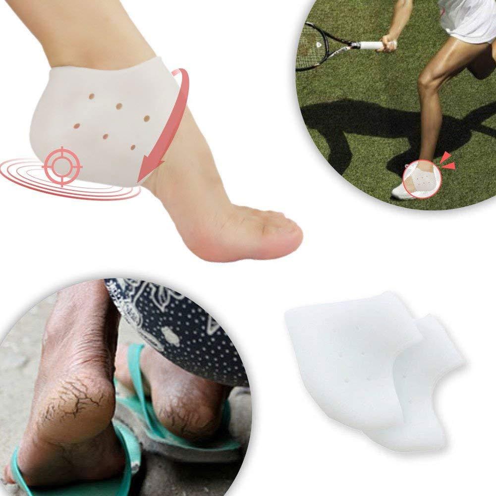 Amazon.com: WZJJ - Protectores de pies, talón de gel ...