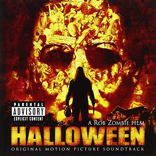 HALLOWEEN - a ROB ZOMBIE film: Blue Oster Cult, Nazareth, Kiss, Rush, Alice Cooper, Iggy Pop, Tyler Bates, The Misfits, Peter Frampton | SOUNDTRACK ()