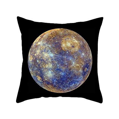 fiosoji Cojines Exterior Decorativos,Sistema Solar sofá ...