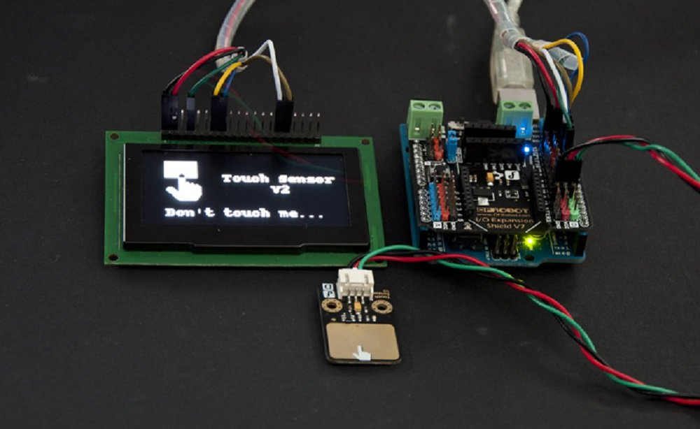 DFRobot Gravity: Digital Capacitive Touch Sensor for Arduino by DFROBOT (Image #6)