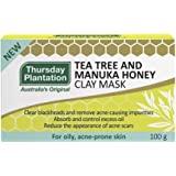 Thursday Plantation-Tea Tree Manuka Honey Clay Mask 100g