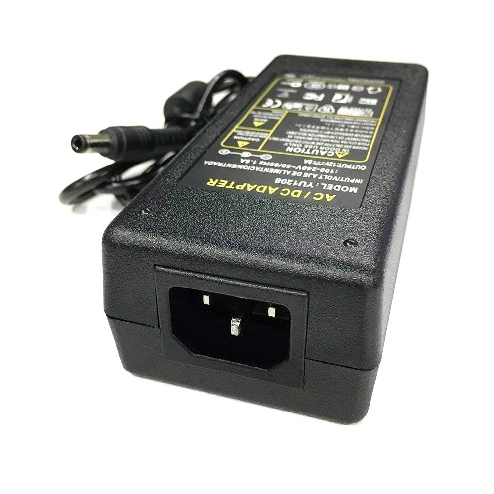 CCTV AC//DC 12V 8A 96W Power Supply Adapter 5.5x2.1mm 3528 5050 LED Strip Light