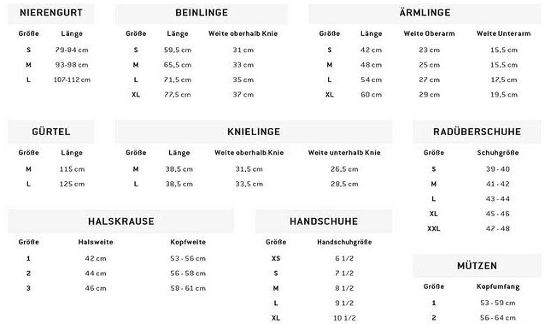 Armw/ärmer L/ÖFFLER /Ärmlinge Elastic 20311