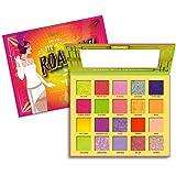 RUDE The Roaring 20's Eyeshadow Palette - Neon