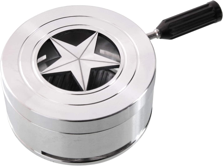 BigStar Heat Manager Smokebox - Sistema de gestión de calor para narguiles