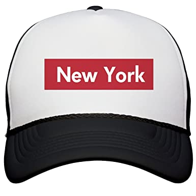 Amazon.com  Represent New York Supreme Hat  Snapback Trucker Hat  Clothing 4a30b773b3c