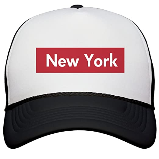 Amazon.com  Represent New York Supreme Hat  Snapback Trucker Hat  Clothing d282102cea4