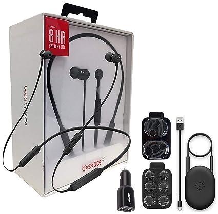 Beatsx in-ear wireless earphones black (mlye2ll/a)