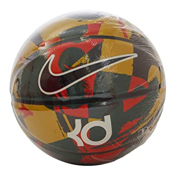 size 40 58e5e c1c3a Nike Kevin Durant 07 Playground 8P Men s Basketball NBA GSW Dark Citron   Amazon.co.uk  Sports   Outdoors