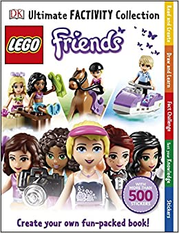 LEGO Friends Ultimate Factivity Collection Amazoncouk Shari