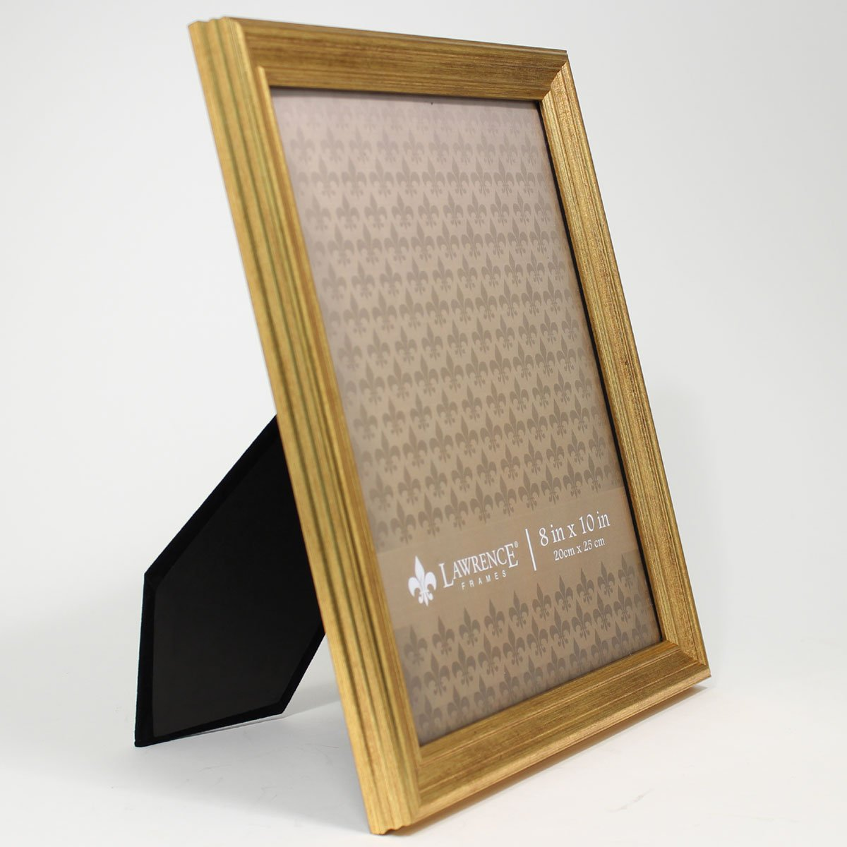 Lawrence Frames Sutter Gold 8x10 Picture Frame, 8 by 10-Inch, by Lawrence Frames (Image #3)