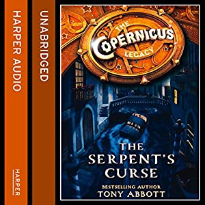 The Serpent's Curse Audiobook