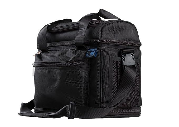 Amazon.com: strongbags Equipaje Crew Cooler Bag Negro: Clothing