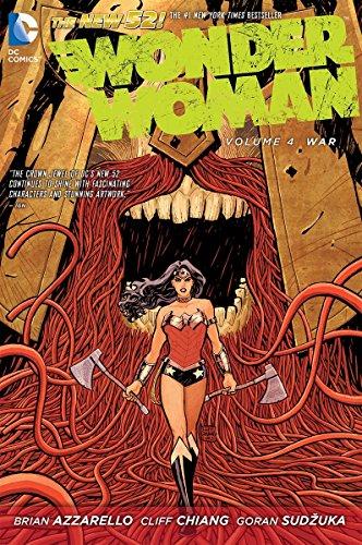 Wonder Woman Vol. 4: War (The New 52) (Wonder Woman (The New 52)) ()