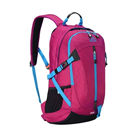 Mochila de nylon resistente al desgaste al aire libre, mochila de senderismo de gran capacidad