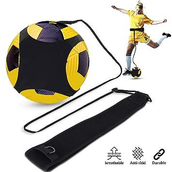 YOMYM Entrenamiento de balón de fútbol, Equipo de Entrenamiento de ...