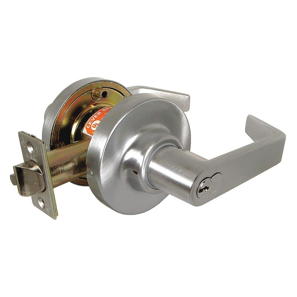 Marks USA - 195RF/10B-F19 - Lever Lockset, Mechanical, Storeroom, Grd.1