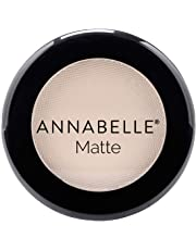 Annabelle Matte Single Eyeshadow, Ivory, 1.5 g