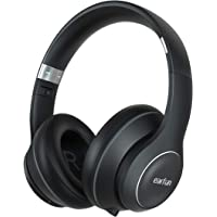 EarFun Wave Hi-Fi Over Ear Wireless Bluetooth Foldable Headphones with Built-in Mic