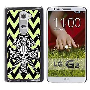Dragon Case - FOR LG G2 - ?Eternity is always there - Caja protectora de pl??stico duro de la cubierta Dise?¡Ào Slim Fit