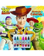 Disney. Diversão Colorida. Toy Story 3