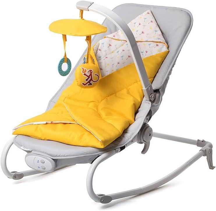 Niño Fuerza felio Baby Balancín columpio asiento Balancín columpio Baby–Amarillo