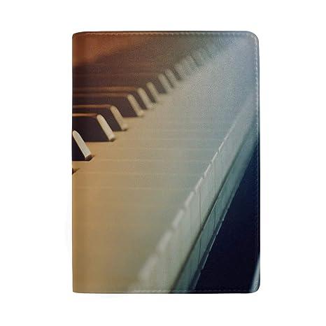 Patrones de Teclado de Piano y Piano Que bloquean el Estuche ...
