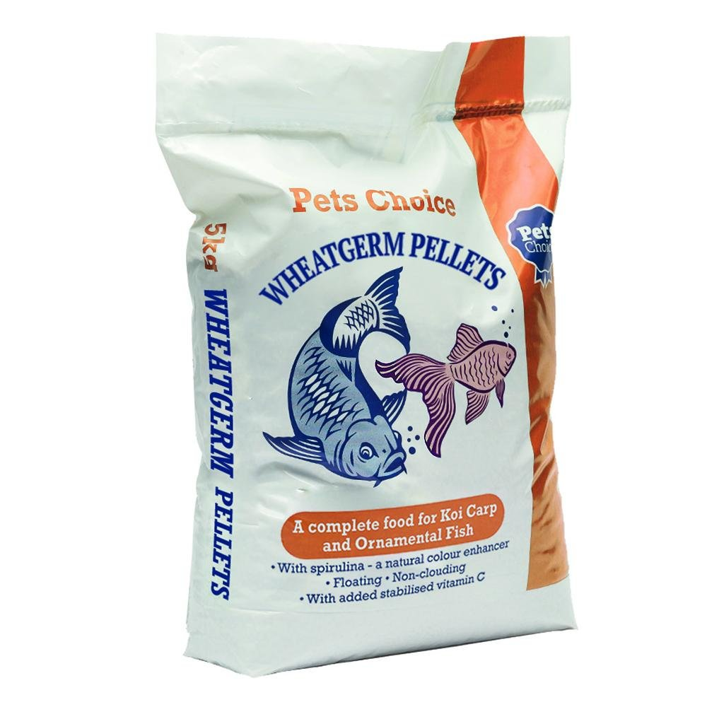 Pets Choice Wheatgerm Pellets 10kg