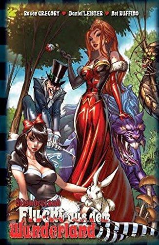 Wonderland: Bd. 3: Flucht aus dem Wunderland