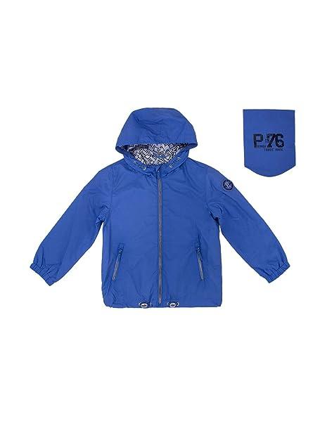 meet 12bdf f8b16 Primigi 37102304 Giacca Bambino Blu 8a: Amazon.it: Abbigliamento