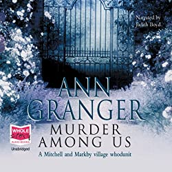 Murder Among Us, Mitchell and Markby Village, Book 4