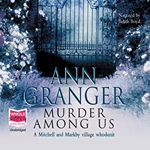 Murder Among Us, Mitchell and Markby Village, Book 4 Audiobook