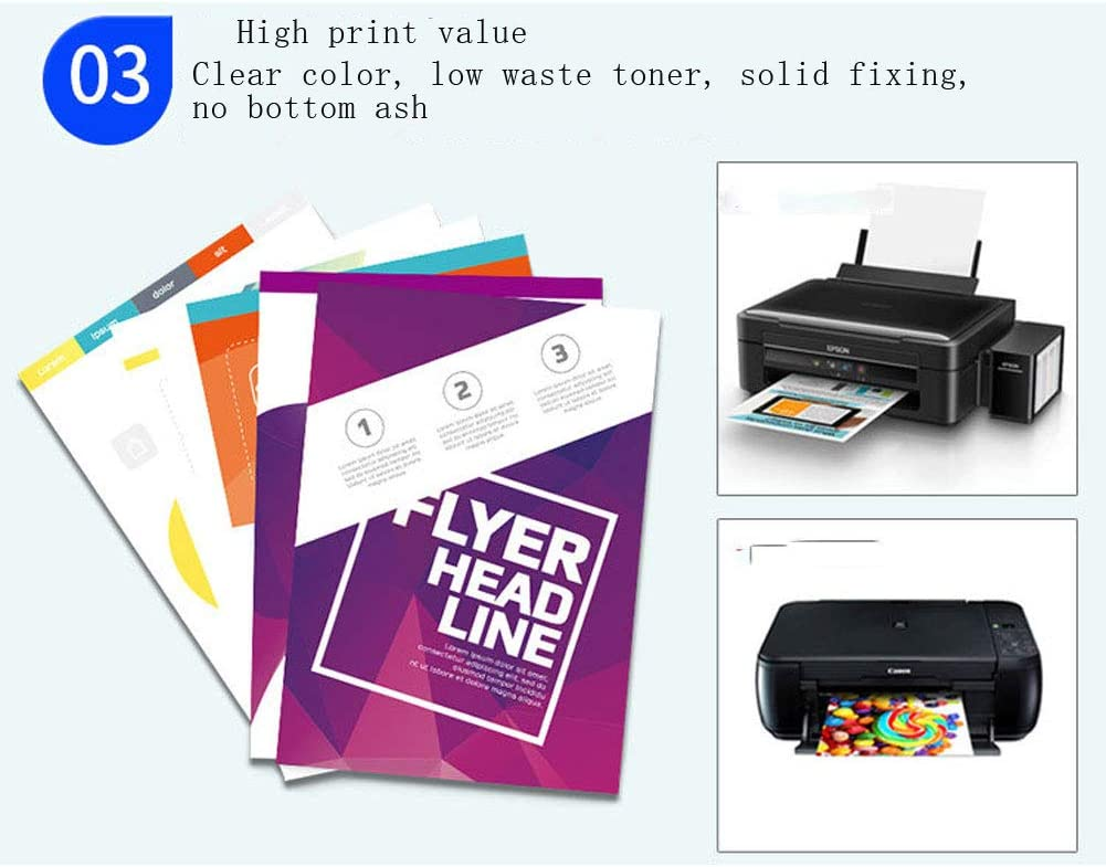 TOYBO Consumibles Originales Compatible HP CF400A 201A M252dw M277n 277dw m252N Reemplazo de Cartuchos de tu00f3ner-4colors: Amazon.es: Electrónica