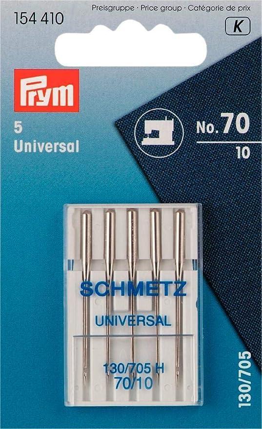 10 Nähmaschinennadeln 90,Universal,130//705H  Nähmaschine Nadeln Flachkolben