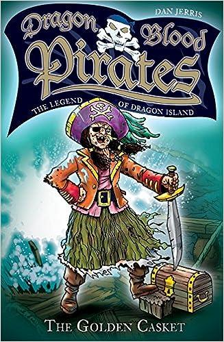 Book Golden Casket (Dragon Blood Pirates)