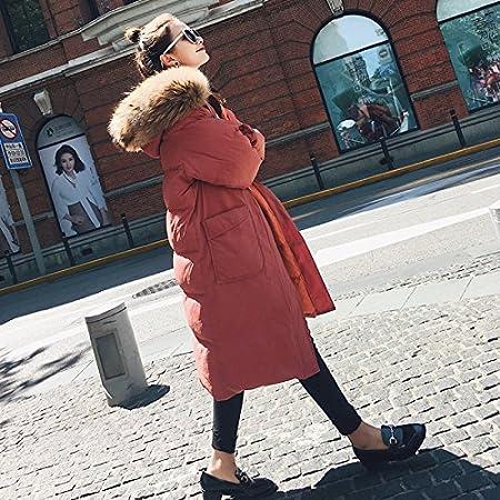Xuanku Wirklich Große Kragen Kragen Baumwolle Frauen In Den Langen Winter Baumwolle Jacke Lose Jacke Jacke